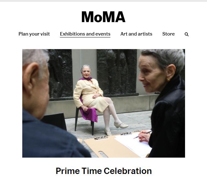 MoMA | Prime Time Celebration
