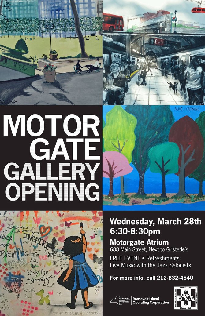 Motorgate Gallery Opening | March 28
