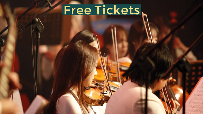 American Classical Orchestra | Free Tickets