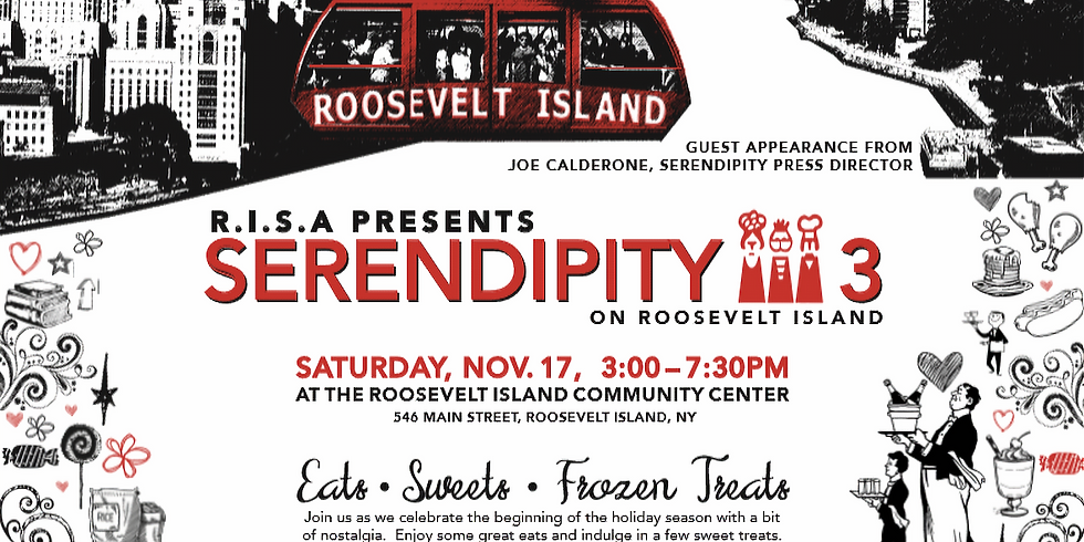 A Serendipity Holiday Event