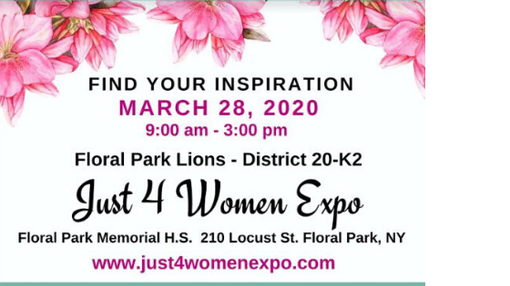 Communication Goals For Just 4 Women Expo