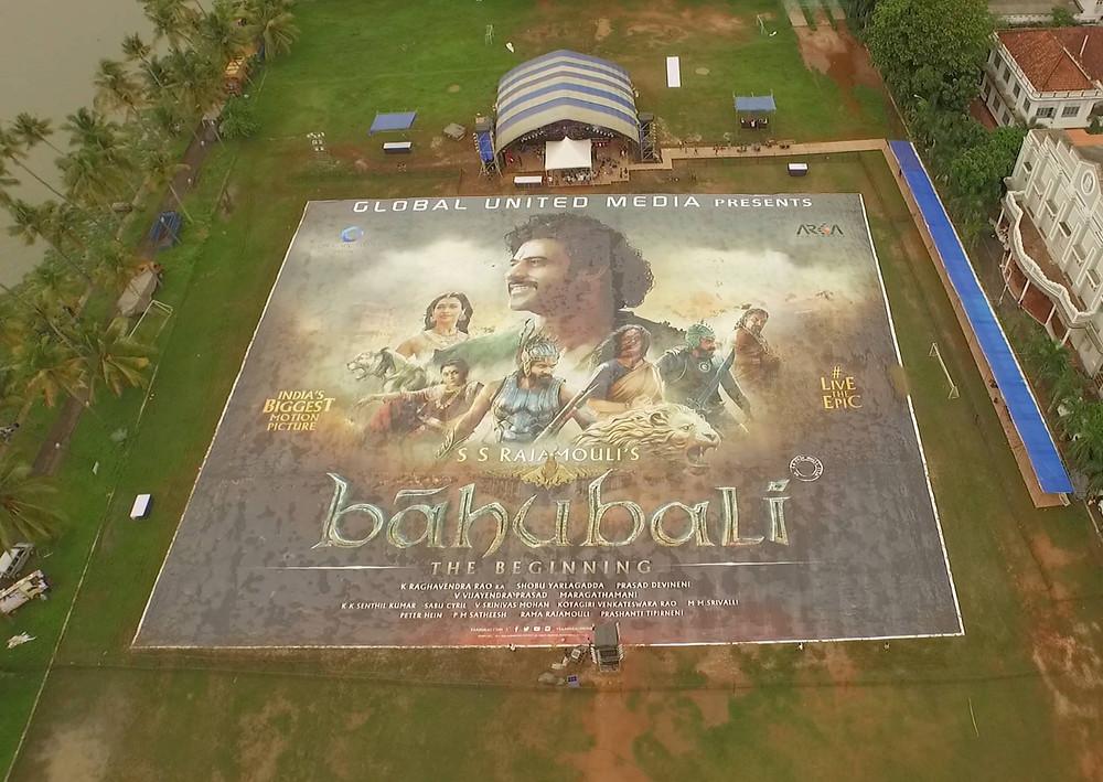 (圖片來源: Baahubali 官方FB)