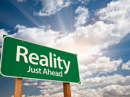 EMBRACE YOUR REALITY