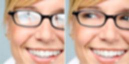 Anti-Reflctive lenses