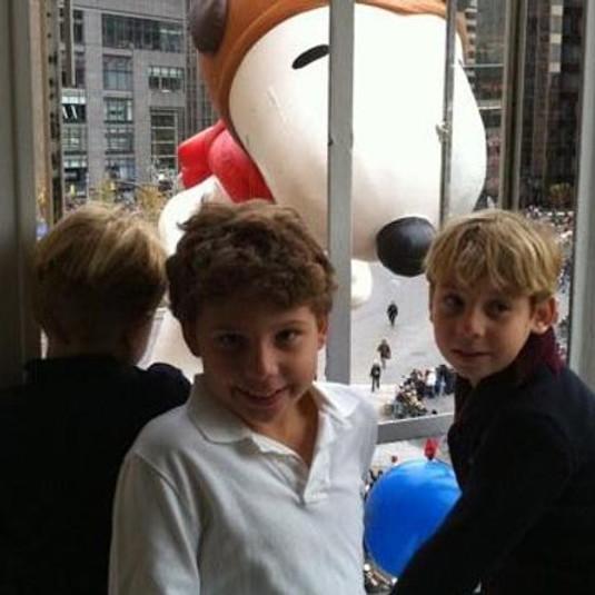 Vista Privilegiada Desfile de Thanksgiving da Macy's