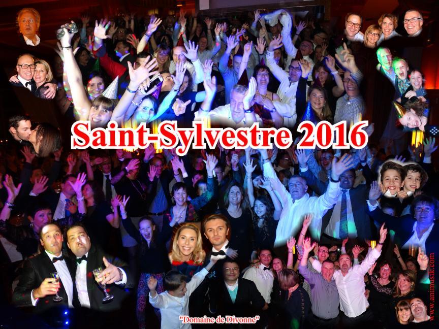 Saint-Sylvestre 2016 (Domaine de Divonne)