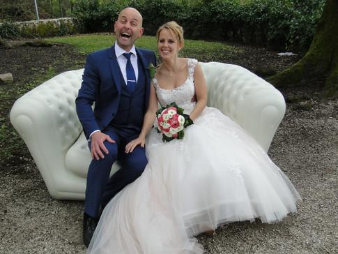 AnimusiK : Mariage à La Chartreuse de Pomier Présilly Haute-Savoie