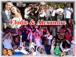 Mariage GINER Alexandre & Elodie (Loisin) (27-08-2016)