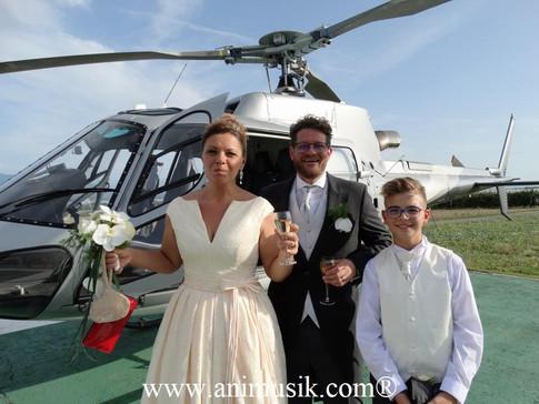 Mariage d'Anca & Daniel Hôtel « Best Western » Chavannes De Bogis Un couple exceptionnel pour un