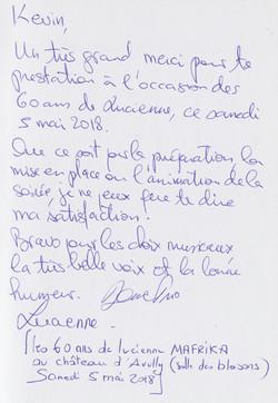 Anniversaire_MAFRICA_Lucienne_(60_ans)_(Château_d'Avully)_(05-05-2018)