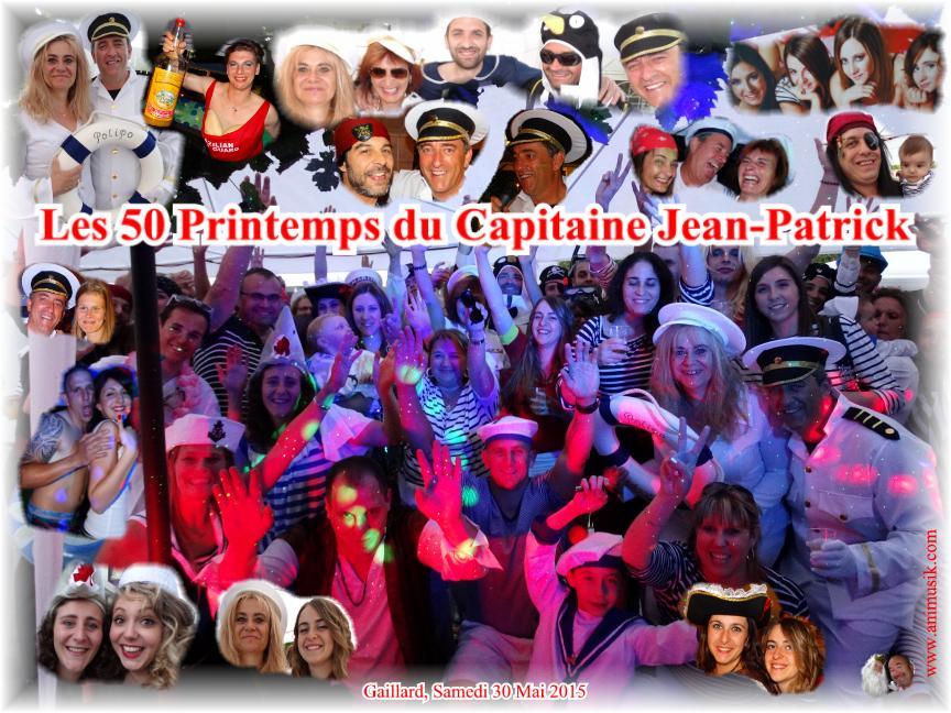 Anniversaire CHARREYRE Jean-Patrick (Gaillard) (30-05-2015)