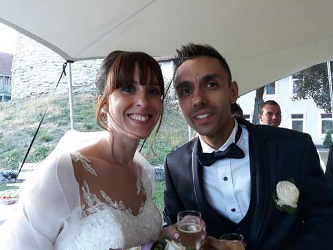 Mariage d'Anaïs & Geoffrey  « Château de Faverges »  Samedi 29 Septembre 2018  www.animusik.com