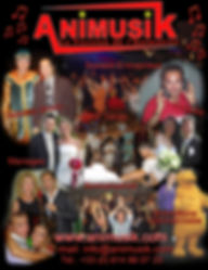 animusik animation dj mariage soirée  séminaire Karaoké anniversaire Genève Annemasse Gaillard Annecy Ain Gex