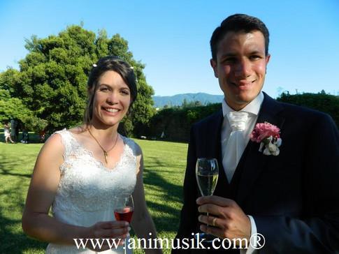 Mariage de Fabiola & Francisco « Château de Ripaille » Vive le Venezuela sous le beau soleil de
