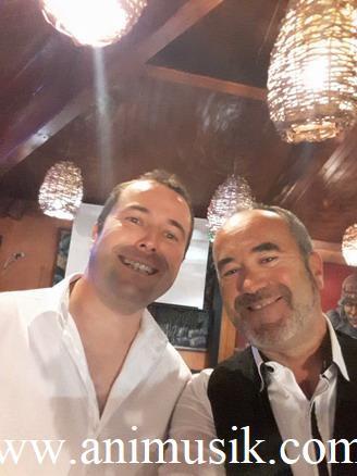 soirée Domaine de Divonne avec Animusik.com Mars 2019