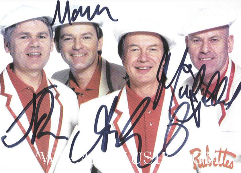 Photo dédicacée des Rubettes (Août 2001).jpg