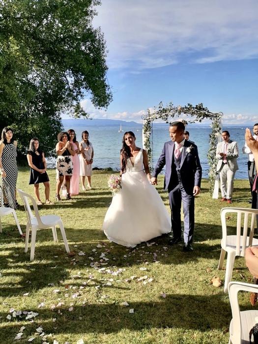 mariage à Coudrée avec Animusik Août 2020