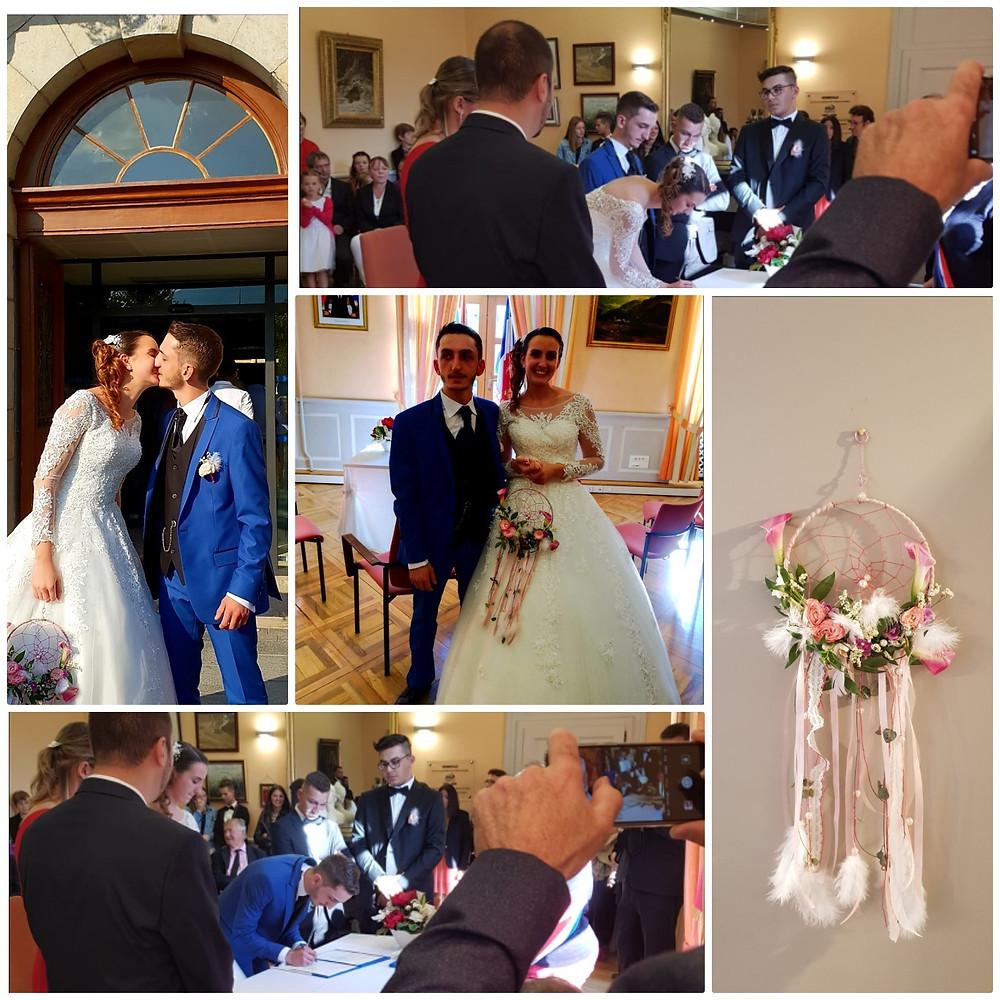 mariage avec Animusik au Petit-Bornand Sept. 2018