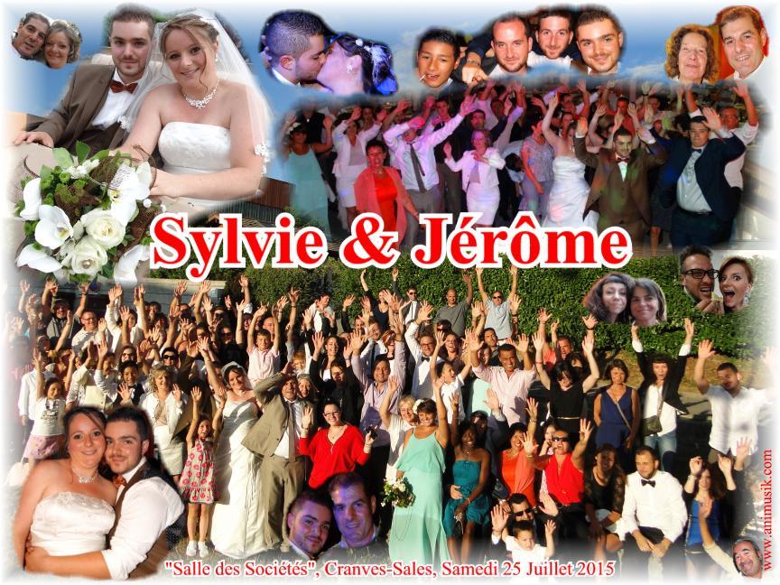 Mariage FOCCIS Jérôme & Sylvie (Cranves-Sales) (25-07-2015)