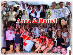 Mariage PADERNO Daniel &  DOLOCAN Anca (Best Western Chavannes) (26-08-2017)