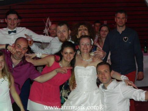 Mariage d'Emilie & Jean-François « Espace Grand Bo » au Grand-Bornand Samedi 29 avril 2017 DJ Ké