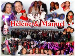 Mariage BOSSU Manuel & Hélène (Hermancia) (06-05-2017)