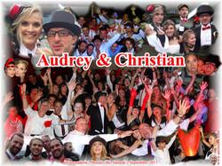 Mariage MODICA Christian & ERBE Audrey (Limonaderie Bonneville) (02-09-2017)