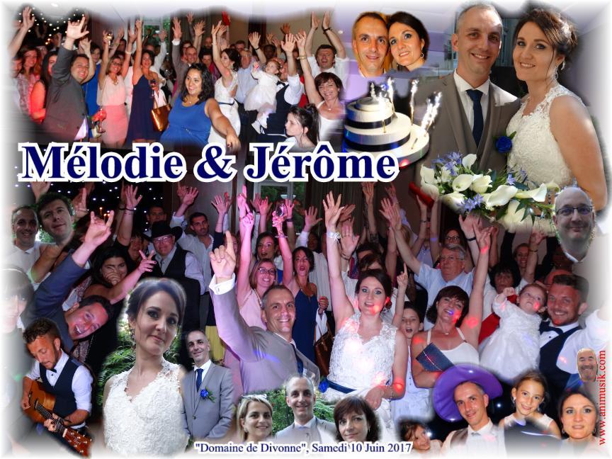 Mariage PLOUCHART Jérôme & Mélodie (Domaine de Divonne) (10-06-2017)