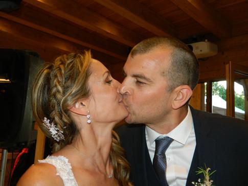 Mariage de Laetitia & Laurent Restaurant « Le Petit Fourneau », Mont-Saxonnex Samedi 8 Juin 2019