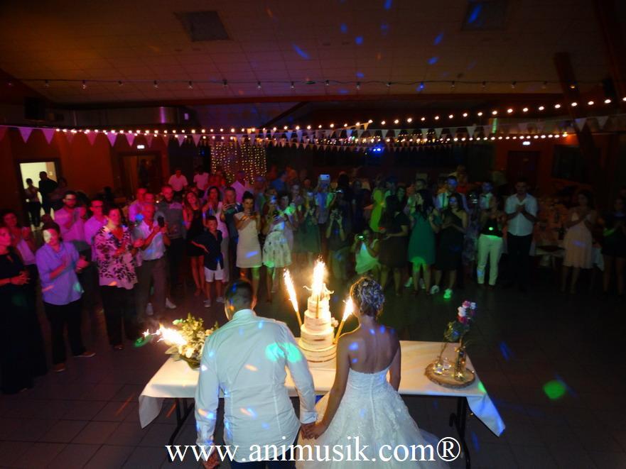 mariage à Amancy avec Animusik Août 2019