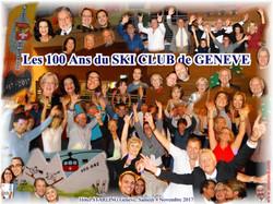 Soirée SKI CLUB GENEVE (Starling Hôtel) (04-11-2017)