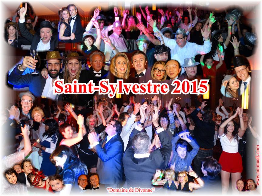 Saint-Sylvestre 2015 (Domaine de Divonne)