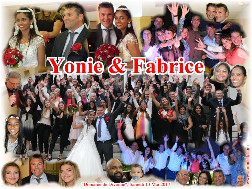 Mariage ROCHAT Fabrice & ROSE Yonie (Domaine de Divonne) (13-05-2017)