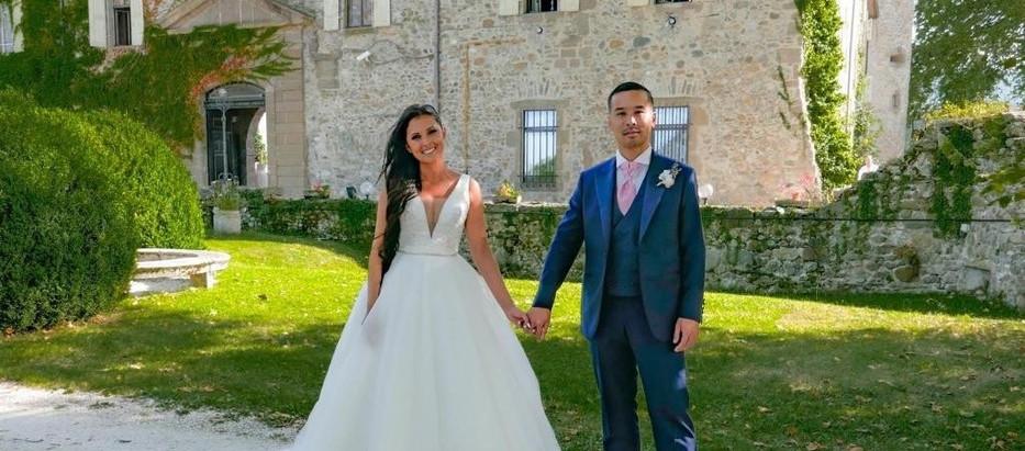 Mariage d'Hava & Alexandre  « Château de Coudrée », SCIEZ  Samedi 15 Août 2020  www.animusik.com