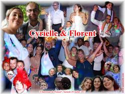 Mariage CAILLOT Florent & MARIANNIE Cyrielle (Chartreuse de Pomier) (29-07-2017)