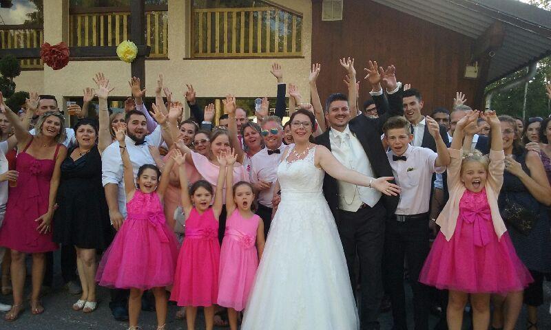 mariage animation à Verchaix