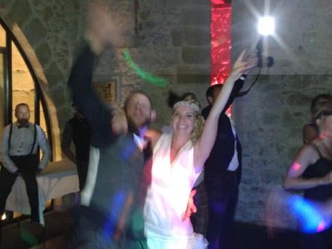 Mariage Maureen & Sylvestre  « Chartreuse de Pomier »  Samedi 28 Juillet 2018  www.animusik.com