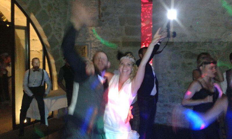 mariage Chartreuse de Pomier avec Animusik