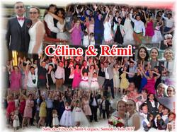 Mariage COTTET Rémi & ANTOINE Céline (Saint-Cergues) (03-06-2017)