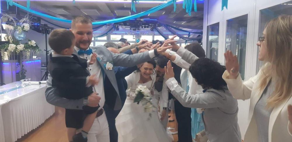 mariage à Cran-Gévrier avec animusik mai 2019
