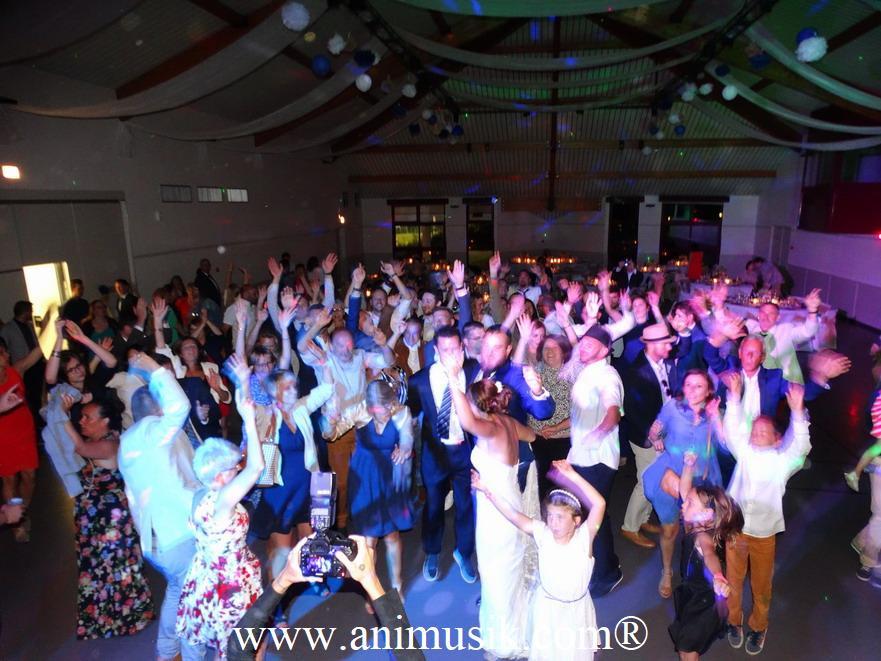 Mariage à Ballaison avec Animusik Septembre 2019