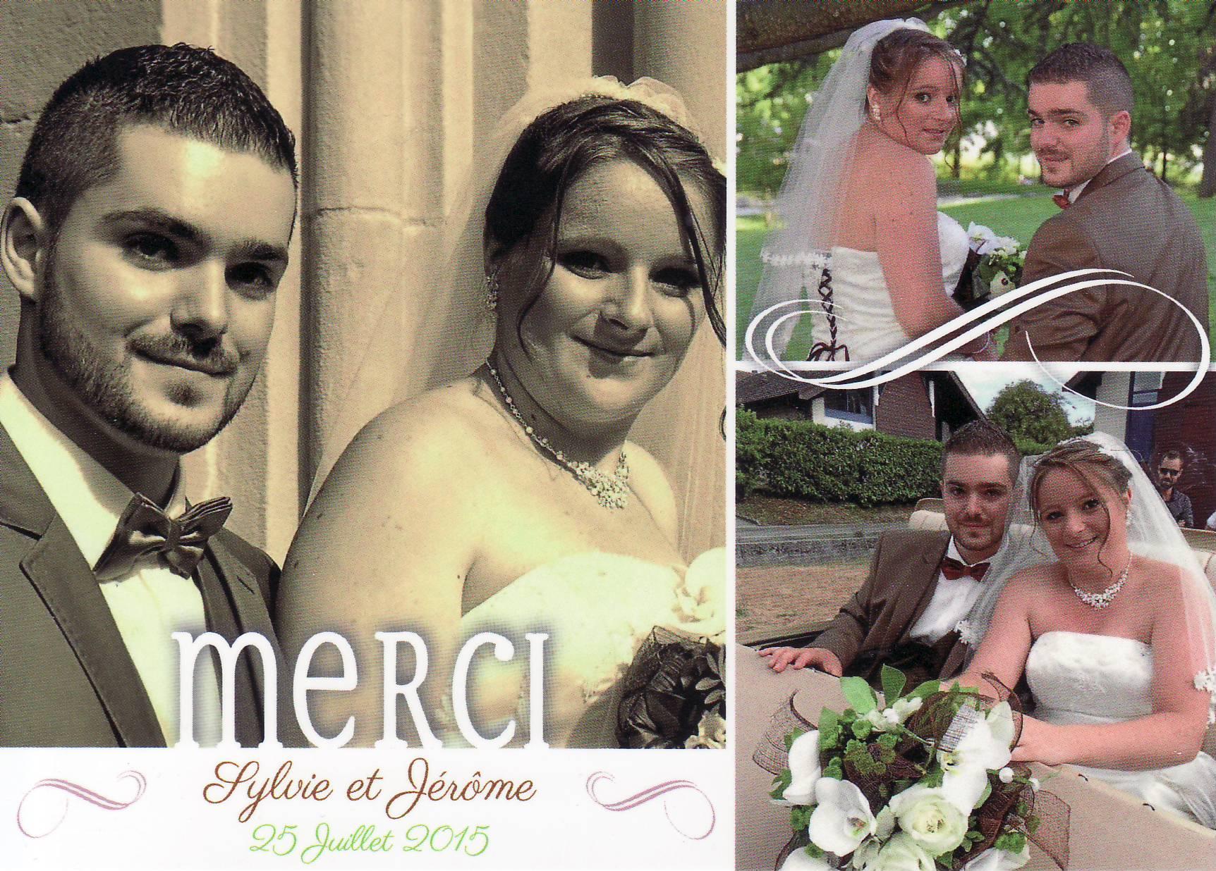 Mariage FOCCIS Jérôme & Sylvie (Cranves-Sales) (25-07-2015) 1