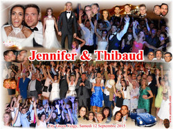 Mariage CHEVALLIER Thibaud & Jennifer (City Green Veigy) (12-09-2015)