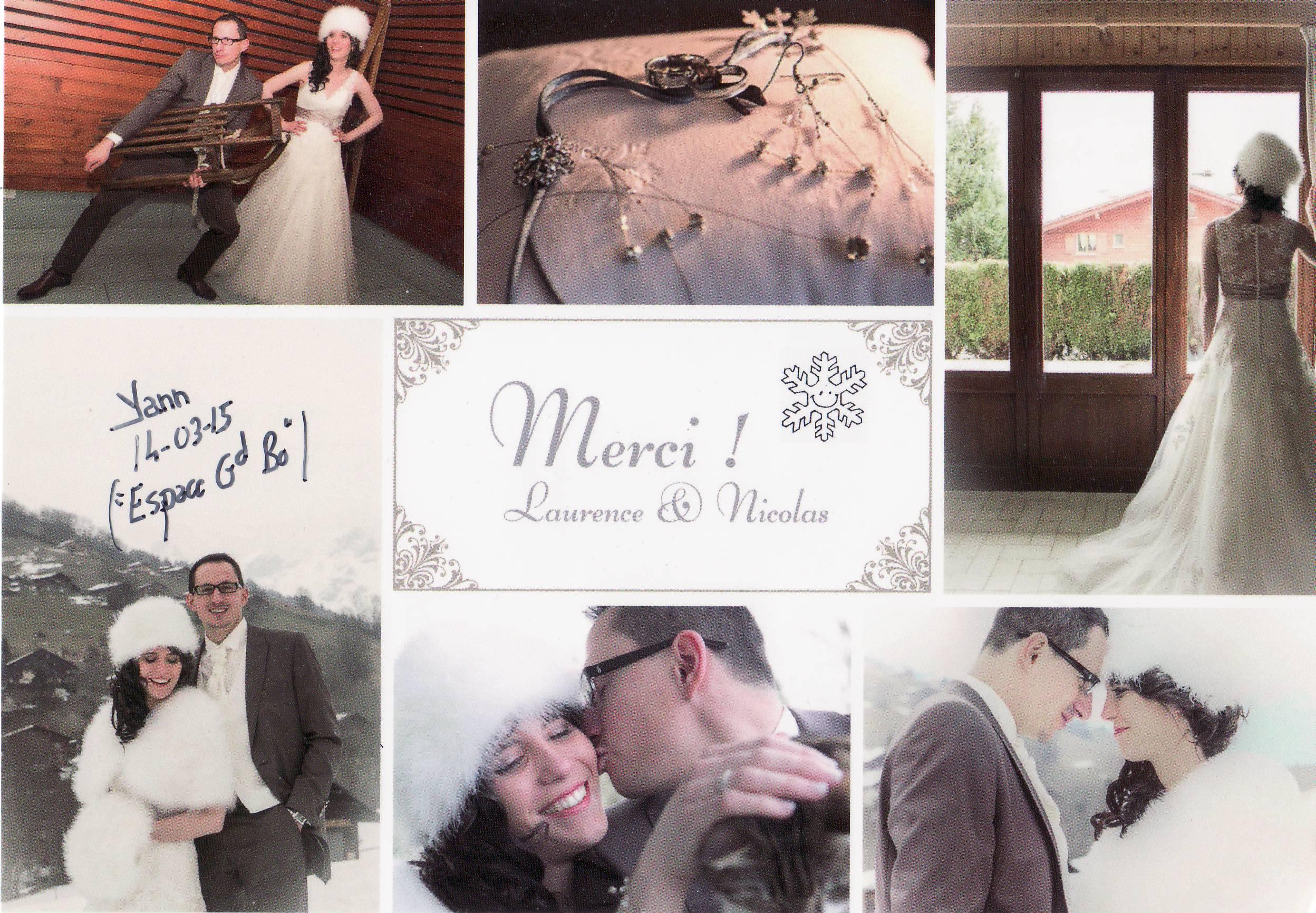 Mariage BRUNBROUCK Nicolas & Laurence (Espace Grand bo Grand Bornand) (14-03-201