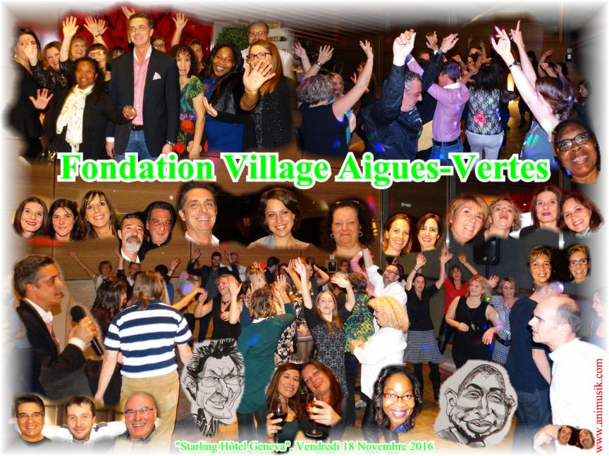 Soirée FONDATION AIGUES-VERTES (Hôtel Starling Genève) (18-11-2016)