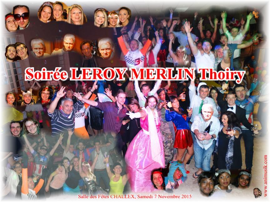 Soirée LEROY MERLIN Thoiry (Challex) (07-11-2015)