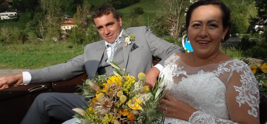 Mariage Delphine & Alexandre Salle des Fêtes d'ENTREMONT Samedi 11 Septembre 2021