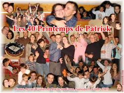 Anniversaire Patrick (40 ans) (Centre Accueil Loisirs la Roche) (31-10-2009).jpg