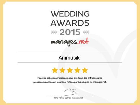 AnimusiK : La Passion du Mariage