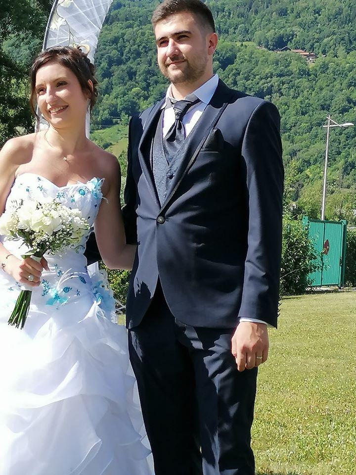mariage à Vougy avec Animusik Juillet 2020